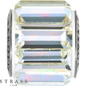 Swarovski Crystals 180301 Crystal (001) Aurore Boréale (AB)