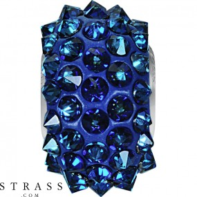 Swarovski Crystals 180401 Crystal (001) Bermuda Blue (BBL)