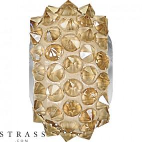 Swarovski Crystals 180401 Crystal (001) Golden Shadow (GSHA)