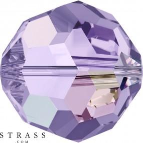 Swarovski Crystals 5000 Violet (371) Aurore Boréale (AB)