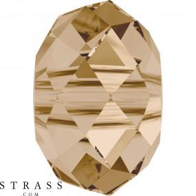 Swarovski Crystals 5041 MM 18,0 CRYSTAL GOL.SHADOW (890864)