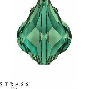 Swarovski Crystals 5058 MM 10,0 EMERALD (5295564)