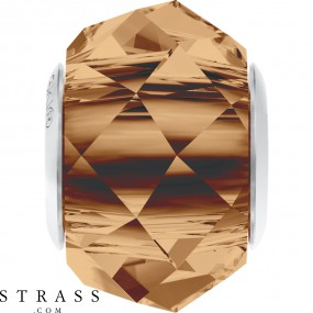 Swarovski Crystals 5948 Light Smoked Topaz (221)