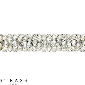 Swarovski Crystals 5951 Crystal (001) Moonlight (MOL)