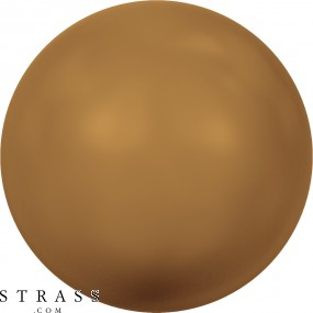 Swarovski Crystals 5810 Crystal (001) Copper Pearl (159)