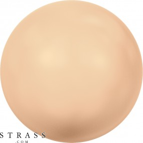 Swarovski Crystals 5810 Crystal (001) Peach Pearl (300)