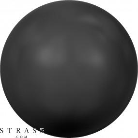 Swarovski Crystals 5810 Crystal (001) Mystic Black Pearl (335)
