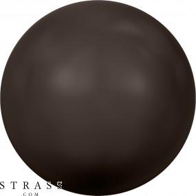 Swarovski Crystals 5810 Crystal (001) Deep Brown Pearl (414)