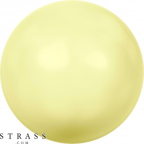 Swarovski Crystals 5810 Crystal (001) Pastel Yellow Pearl (945)