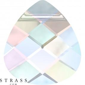 Swarovski Crystals 6012 Crystal (001) Aurore Boréale (AB)
