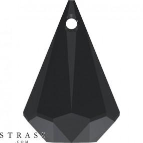 Swarovski Crystals 6022 Jet (280)