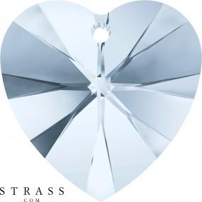 Swarovski Crystals 6228 Crystal (001) Blue Shade (BLSH)