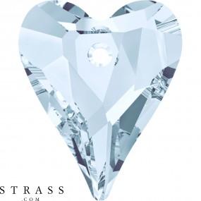 Swarovski Crystals 6240 Crystal (001) Blue Shade (BLSH)