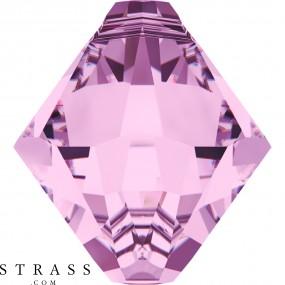 Swarovski Crystals 6328 MM 6,0 LIGHT AMETHYST (1068266)