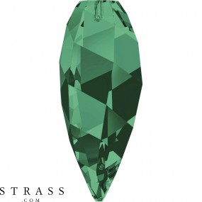 Swarovski Crystals 6540 MM 30,0 EMERALD (5153719)