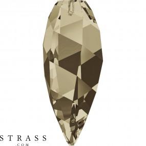 Swarovski Crystals 6540 Smoky Quartz (225)