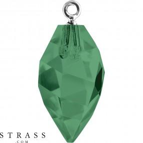 Swarovski Crystals 6541 MM 34,5 EMERALD ROGL (5156073)