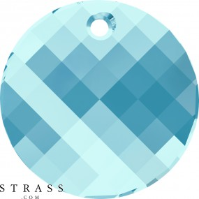 Swarovski Crystals 6621 MM 18,0 AQUAMARINE (1002246)