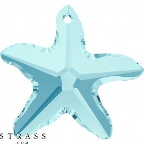 Swarovski Crystals 6721 Aquamarine (202)