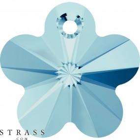 Swarovski Crystals 6744 Aquamarine (202)