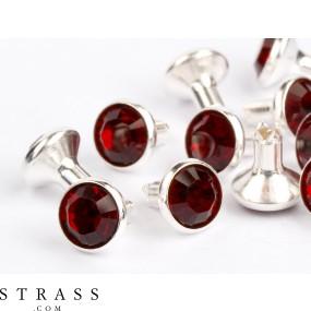 Swarovski Crystals 53001 Siam (208)