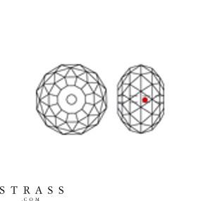 Swarovski Crystals 8063 NR 080 462 CRYSTAL B (160444)