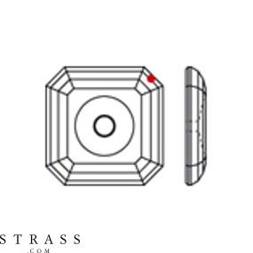 Swarovski Crystals 8470 Crystal (001)