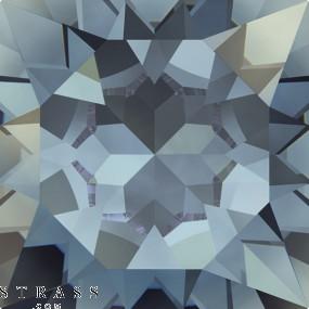Swarovski Crystals 8502 Crystal (001) Blue Shade (BLSH)