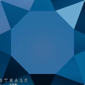 Swarovski Crystals 2028 Crystal (001) Metallic Blue (METBL)