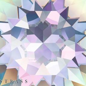 Swarovski Crystals 2058 Crystal (001) Vitrail Light (VL)