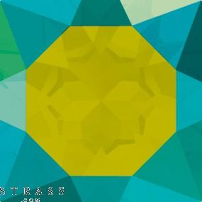Swarovski Crystals 2058 SS 30 EMERALD AB F (1109973)