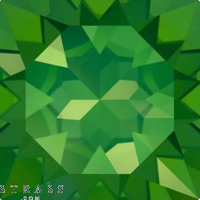 Swarovski Crystals 2028 Palace Green Opal (393)