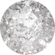 Swarovski Crystals 1088 Crystal (001) Silver Patina (SILPA)