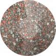 Swarovski Crystals 2038/B Marbled Terracotta (655)