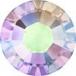 Swarovski Crystals 2038 Crystal (001) Aurore Boréale (AB)