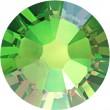Swarovski Crystals 2058 Peridot (214) Aurore Boréale (AB)