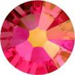 Swarovski Crystals 2058 Light Siam (227) Aurore Boréale (AB)
