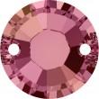 Swarovski Crystals 3204 Crystal (001) Lilac Shadow (LISH)