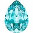 Swarovski Crystals 4320 Light Turquoise (263)
