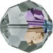 Swarovski Crystals 5000 Black Diamond (215) Aurore Boréale (AB)