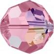 Swarovski Crystals 5000 Light Rose (223) Aurore Boréale (AB)