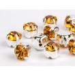 Swarovski Crystals 53201 Topaz (203)