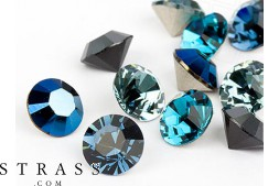 Chatons of Swarovski Crystals PP32 (Jeans Mix) 100 Pieces