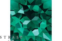 Swarovski Crystals 3014 MM 12,0 EMERALD M (1150059)