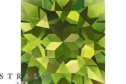 Swarovski Crystals 6906 MM 20,0 OLIVINE (985348)