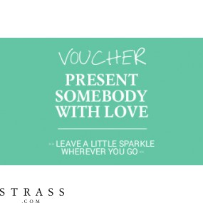 Voucher Card in a gift box | 50 Euro