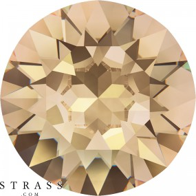 Swarovski Crystals 1088 Crystal (001) Golden Shadow (GSHA)