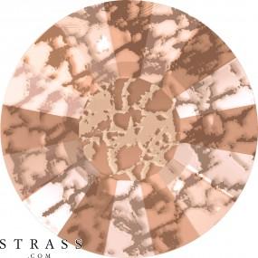 Swarovski Crystals 2034 SS 20 CRYSTAL ROSE-PAT A HF (5180545)