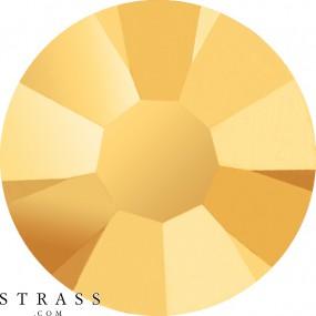 Swarovski Crystals 2078 SS 12 CRYSTAL DORADO A HF (5091494)