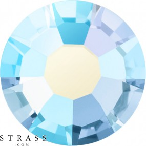 Swarovski Crystals 2078 Light Sapphire (211) Shimmer (SHIM)